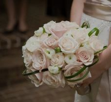 Roses and Ranunculus Bridal